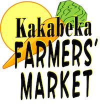 Kakabeka Farmers' Market logo